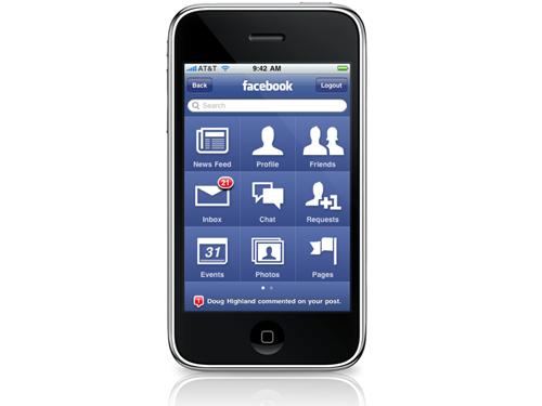 'Internetters spenderen meer tijd aan Facebook'