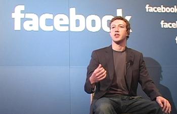 Facebookpagina Zuckerberg gehackt