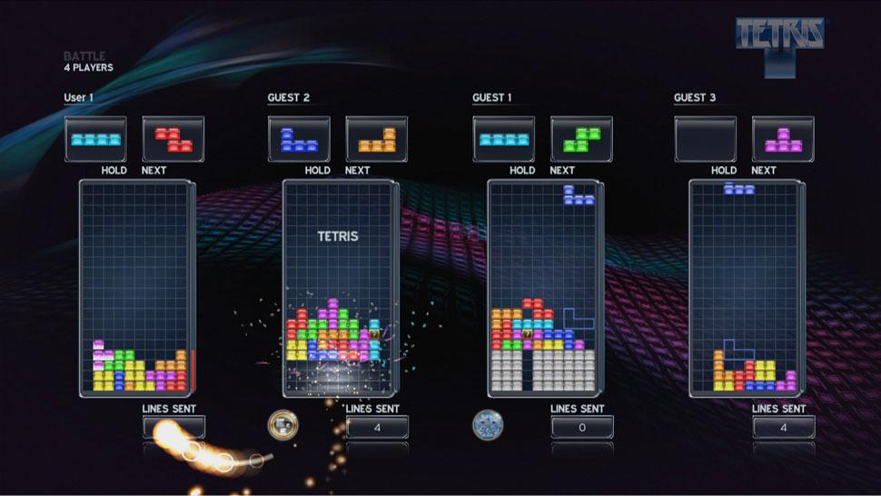 Tetris verschijnt op Playstation Network