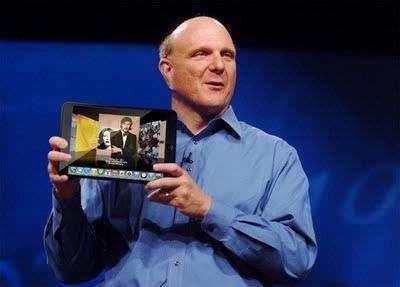 Nieuwe tablets Microsoft verwacht