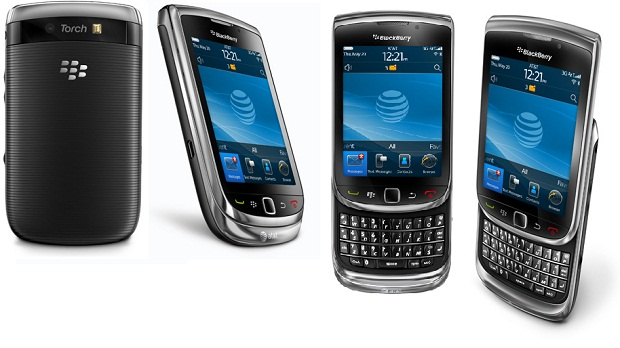 Blackberry beent Apple bij