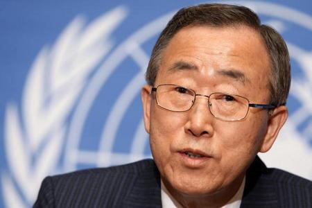 Ban Ki-moon hekelt afsluiten internet Egypte
