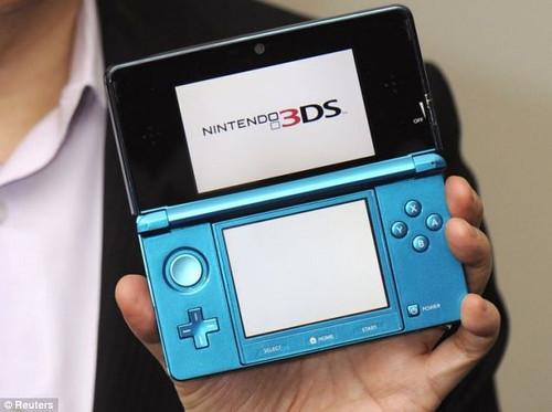 Nintendo verkoopt minder Nintendo 3DS'en als gehoopt