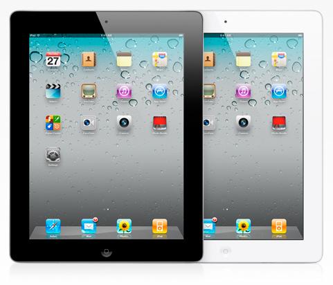 iPad 2 wordt gesmaakt