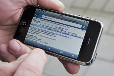 Mogelijk verschil rekening mobiel browsen door type dienst