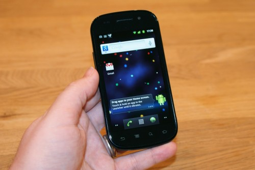 'Android laad sneller dan iOS'