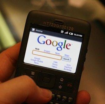 Aandeel Google Android groeit met bijna 1000 procent