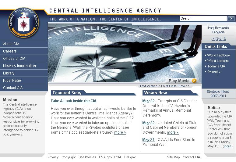CIA richt werkgroep op rond lekken WikiLeaks