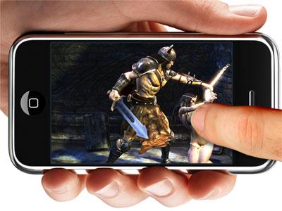 iPhone-games vormen geen bedreiging voor handhelds
