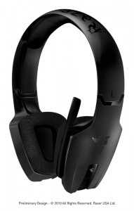 De Razer Chimaera headset