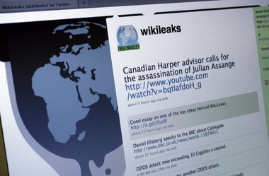 VS aast op persoonsgegevens WikiLeaks-twitteraars