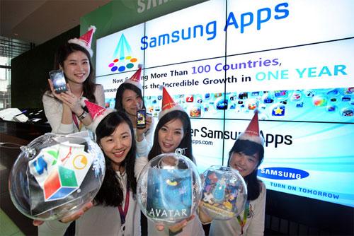 Samsung-apps betalen via telefoon