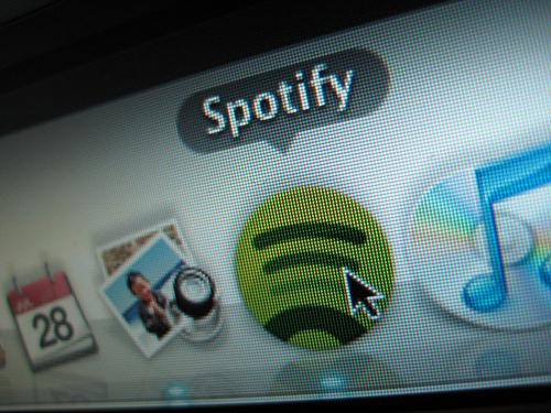 Spotify haalt miljoenste betalende abonnee binnen