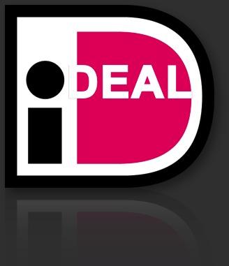 iDeal en elektronisch betalen doen het goed