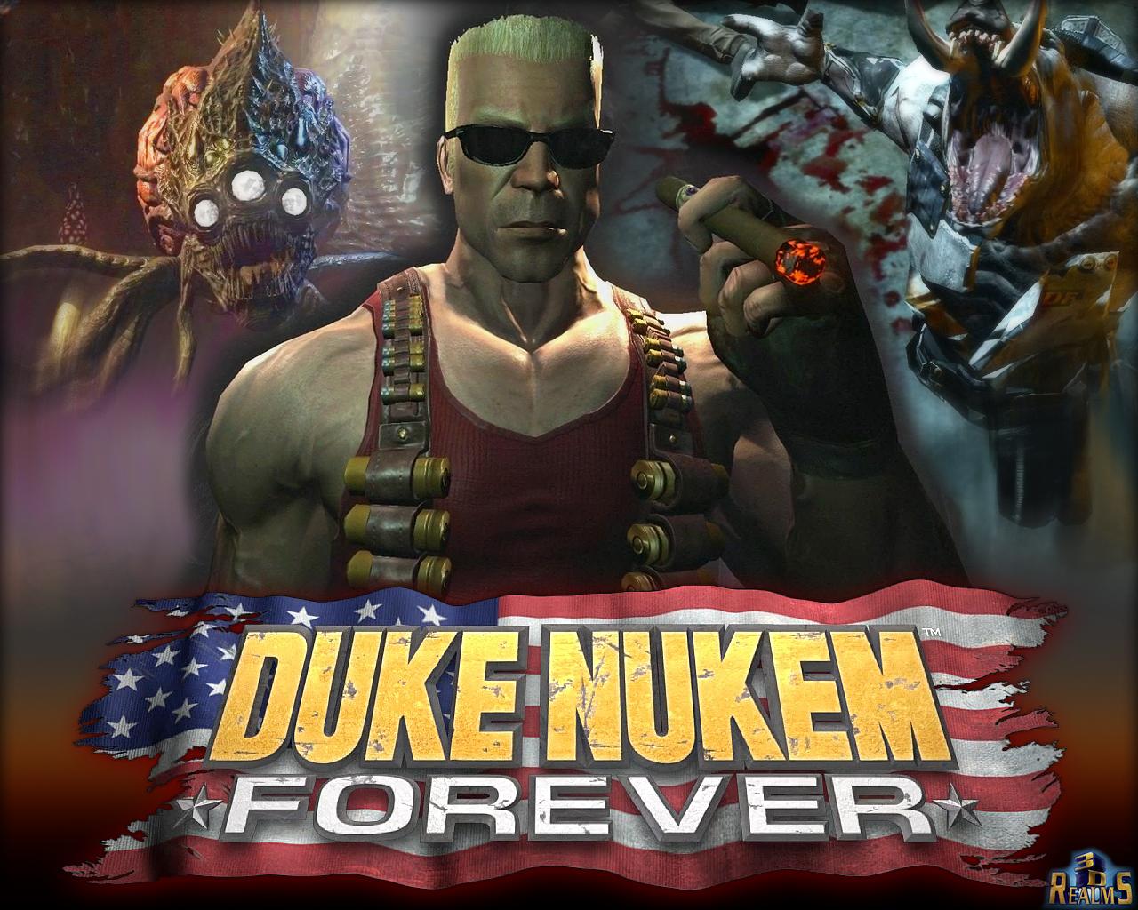 Duke Nukem Forever komt dan toch