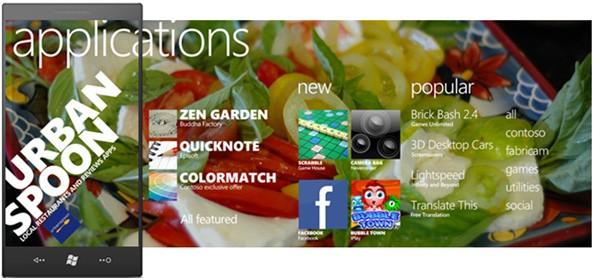 10.000 applicaties voor Windows Phone 7