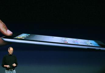 Apple kondigt iPad 2 aan
