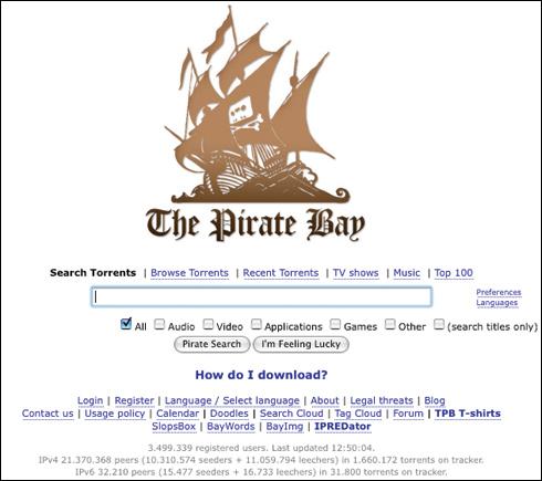 Oprichters Pirate Bay opnieuw schuldig bevonden