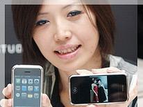 Chinezen zijn tuk op Apple en Nokia