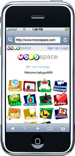 MocoSpace wil 200 miljoen dollar neertellen voor MySpace