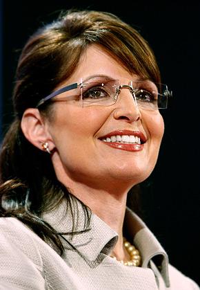 Website Sarah Palin gehackt