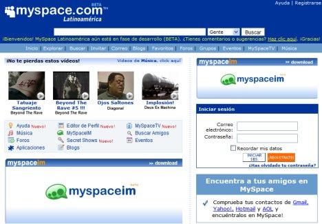 MySpace mogelijk in uitverkoop
