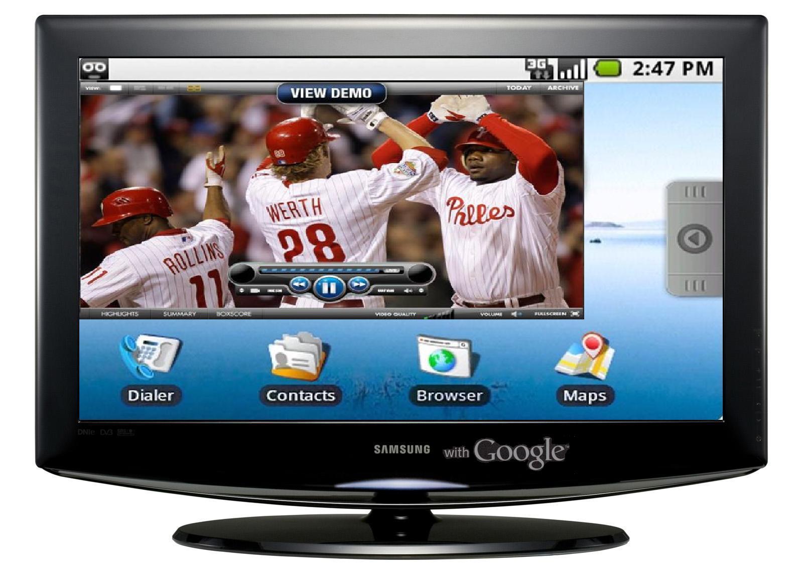 Google stelt Google TV uit