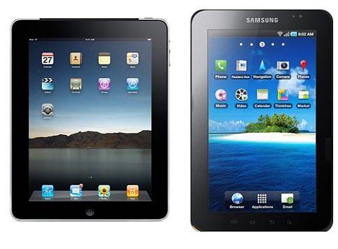 'Meer tablets dan netbooks verkocht in vierde kwartaal 2010'