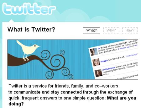 Malware via link op Twitter