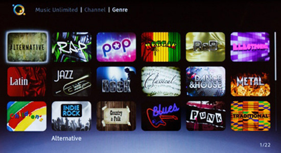 Sony lanceert eigen streaming muziekdienst