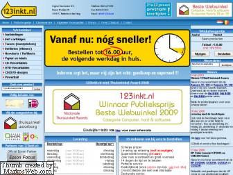 Inktverkoper beste webwinkel Nederland