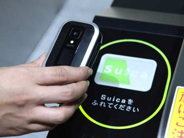 Vanaf 2012 eerste NFC-betalingen