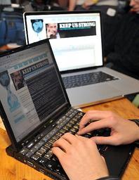 WikiLeaks krijgt concurrentie