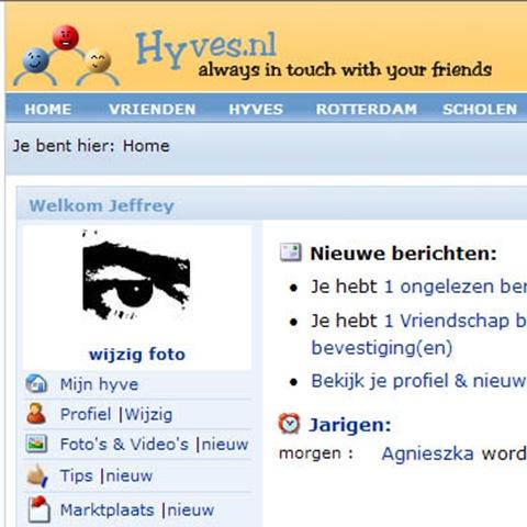 Hyvespagina voor maatschappelijk stage
