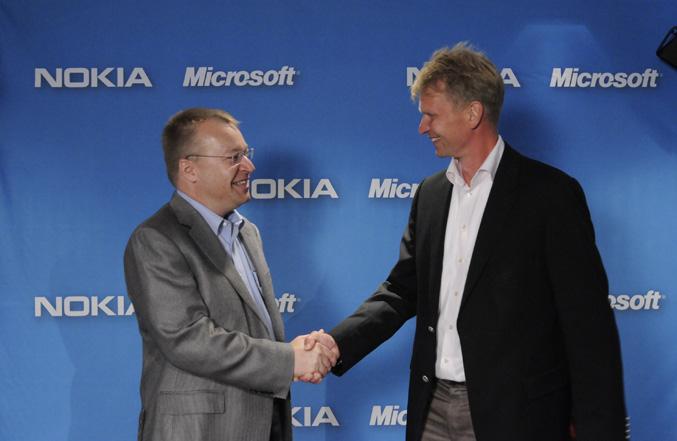 'Eerste Nokia met Windows Phone 7 voor eind dit jaar'