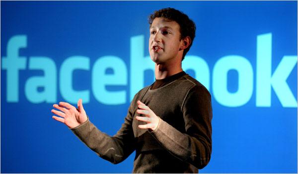 Zuckerberg ontkent feit 1 Facebook-telefoon