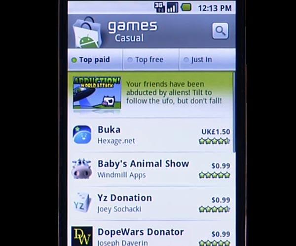 Android populair bij criminelen