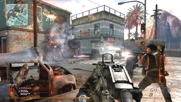 'Modern Warfare 3 niet ontwikkeld met leidend platform'