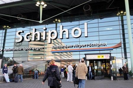 Gratis wifi op luchthaven Schiphol