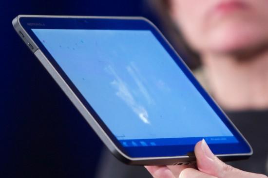 Motorola introduceert eerste tablet