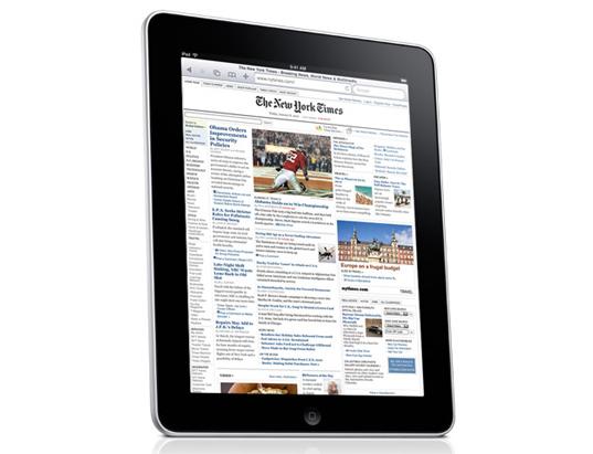 'iPad blijft top'