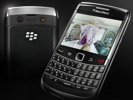 Blackberry meest verkocht in 2010