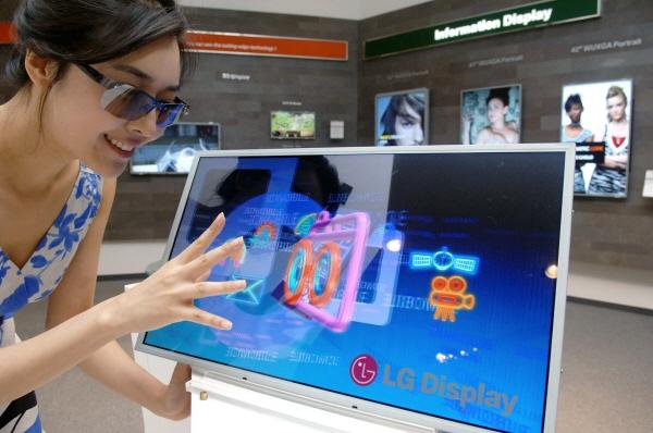LG en Samsung oneens rond 3D-kijken