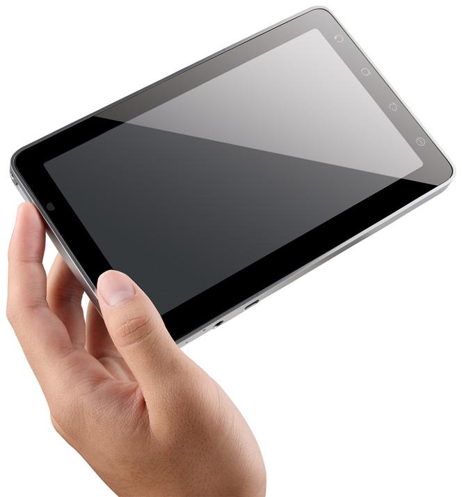Tablet wint aan populariteit onder ondernemers
