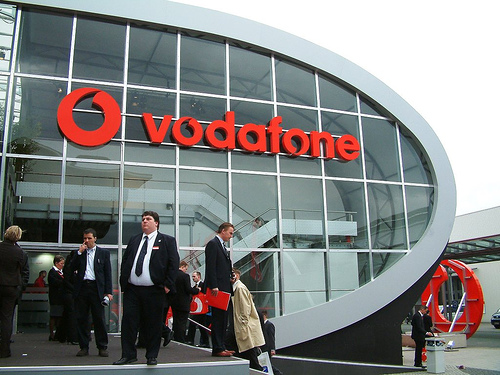 Vodafone verzamelt 5 miljoen abonnees
