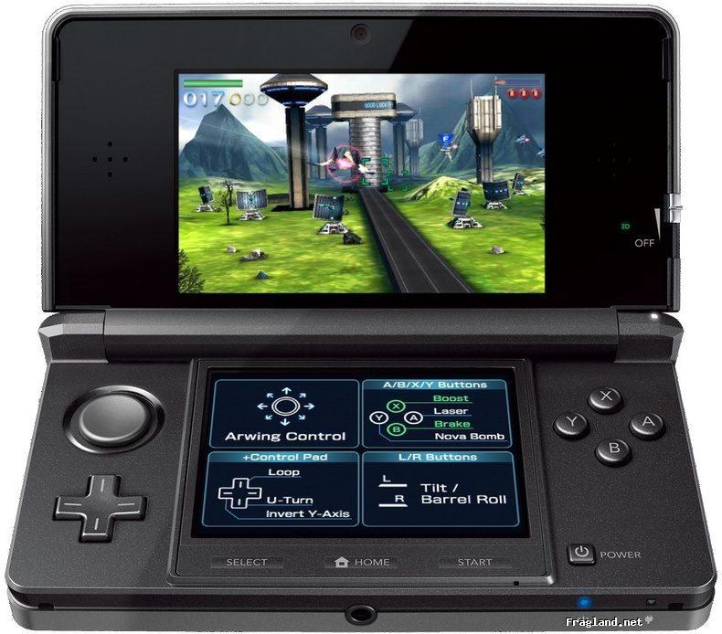 Nintendo 3DS gelanceerd