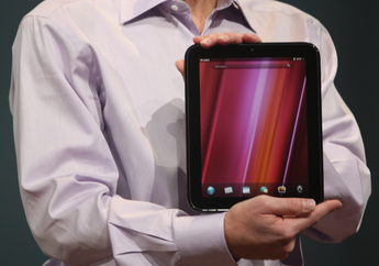 HP presenteert eerste WebOS-tablet