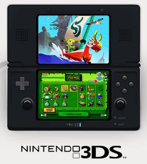 'Niet alle games Nintendo 3DS zullen 3D zijn'