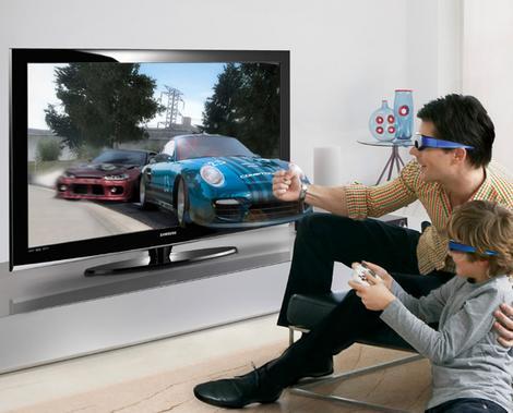 Sony waarschuwt voor 3D
