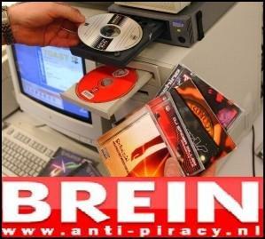 Stichting Brein haalt 29 websites offline